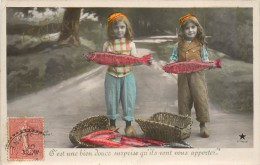 Cpa, Bon Lot De 10 Cpa Sur Le Theme 1 ° Avril - Cartes Postales