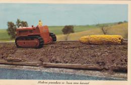 AGRICULTURE - Modern Procedure In Iowa Corn Harvest (Procédé Moderne De Récolte De Maïs Dans L'Iowa) - Etats-Unis