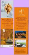 Marque-page °° Tourisme Elior Midi-Pyrénées - Péniche  6x20 - Marque-Pages