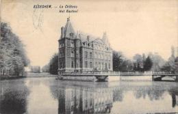 Elsegem. - Le Château. Het Kasteel. - Kaart Verzonden In 1913. - Wortegem-Petegem