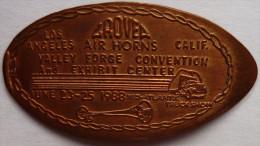 1 CENT GROVEA  Elongated Coins  Pennies USA - Elongated Coins