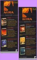 Marque-page °° Mira 9,95€ La Passion De Lire - A.Kava Le Collectionneur  7x19 - Marque-Pages