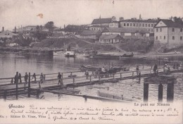 GRODNO: Pont Sur Le Niemen - Belarus