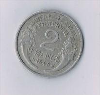 France 2 Francs 1945 - France