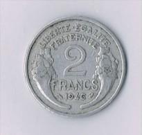 France 2 Francs 1946 - France