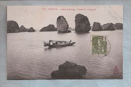 CPA - Tonkin - Baie D'Along - 259. Rade Du Crapaud - Viêt-Nam