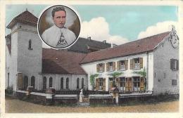Tremelo Geboortehuis En Museum Van P. Damiaan. - Ingekleurd. - Tremelo