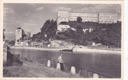 Huy - Le Fort Et La Collégiale - Huy