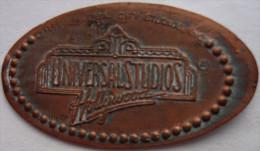 1 CENT Uniwersal Studio  Elongated Coins  Pennies USA - Elongated Coins