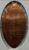 1 CENT WORLD TRADE CENTER   Elongated Coins  Pennies USA - Elongated Coins