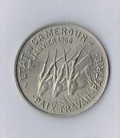 Cameroun, 50 Francs 1960 - Kameroen