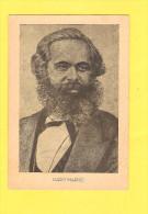Postcard - Carl Marx    (V 27771) - Historical Famous People