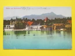 VELDEN Am Worthersee, Austria #8722# - Velden