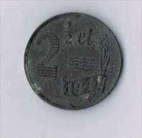 Netherlands 2 1/2 Cents (German Occupation) 1941 - Pays-Bas - Non Classés