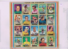 Tour De France - 1972 - Ajman State X 20 - Arabie Saoudite