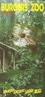 Nederland Arnhem Burgers' Zoo / Capibara - Dépliants Touristiques