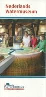 Nederland Arnhem Nederlands Watermuseum - Dépliants Touristiques