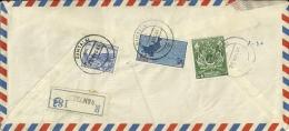 Pakistan Registered 1961 Ramtalai >> Naarden NL / Rolls Royce Surgical Sialkot City - Pakistan