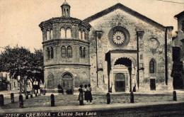 Cremona : Chiesa San Luca - Piccolo Formato. - Cremona