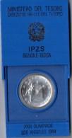 PIA - ITALIA - 1984 : Moneta Da £ 500 In Astuccio - Edizione Zecca - 1946-… : Repubblica
