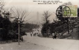 Osaka- Tenno-ji Park. 1918 (trade Mark Taisko) ** Rare** - Osaka