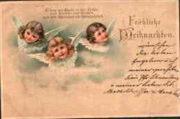 Noël - 268 Weihnachten, 3 Anges - Natale