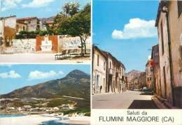 CPM - Saluti Da FLUMINI MAGGIORE (CA) - Carbonia