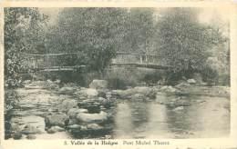 Vallée De La Hoëgne - Pont Michel Thorez - Jalhay