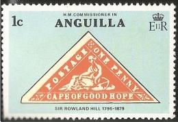 E)  1979 ANGUILLA, CAPE OF GOD HOPE, MNH - Anguilla (1968-...)