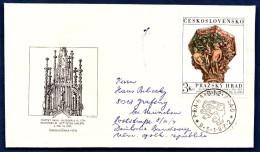 CSSR 1972 Mi. 2072 Yv. 1916 Auf FDC - FDC