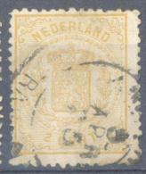 _5Y-903: N° 17: Amsterdam Franco - 1852-1890 (Wilhelm III.)