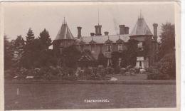 SPARKESWOOD HOUSE, KENT - Angleterre