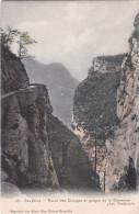 Carte Postale Ancienne - Montagne - Alpinisme - Dauphiné - Route Des Ecouges Et Gorges De La Drevenne - Alpinisme