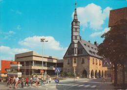 D-34497 Korbach - Altes Und Neues Rathaus - Korbach