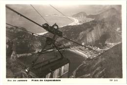 RIO  Le Téléferique   - Unused - Rio De Janeiro