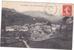 25111 Cantal Saint Cirgues , Vue Generale - 210 Ed Germain ... Aurillac - France