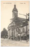 92 - MONTROUGE - L'Eglise - EM 1505 - Montrouge