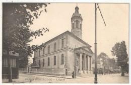 92 - GRAND-MONTROUGE - L'Eglise - CLC - Précurseur - Montrouge