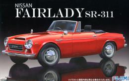 Nissan Fairlady SR-311 1/24 ( Fujimi ) - Cars