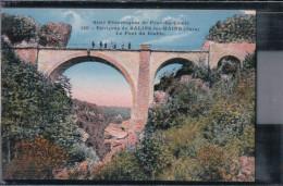 Salins-les-Bains - La Pont Du Diable - Otros Municipios