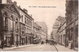 PARIS  -   Rue Geoffroy - Saint - Hilaire - Distretto: 05