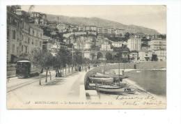 MCS6- Le Boulevard De La Condamine (tram) - Monte-Carlo