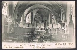 LE MEE . Intérieur De L'Eglise -- Bas Relief De Chapu . - Le Mee Sur Seine