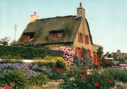 22 - Ile De Bréhat - Maison Fleurie - 1977 - Ile De Bréhat
