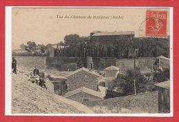 11 - Vue Du Château De BOUTENAC - Autres Communes