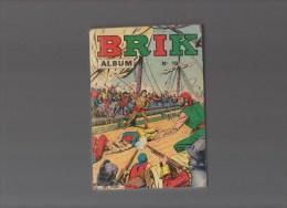 BRIK.album N°19 Avec Les N°73,74,75,76 - Books, Magazines, Comics