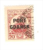 Stamps - Polslka, Poland, Port Gdansk,  17 - Sin Clasificación