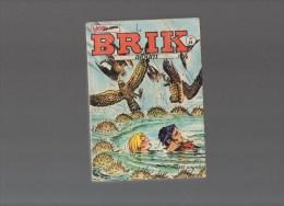 BRIK.album N°44 Avec Les N°167,168,169 - Books, Magazines, Comics