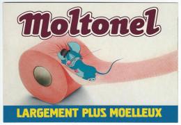 MOLTONEL - Photo : Jacques Beauchamp  -  Humour à La Carte PU 214 - Pubblicitari