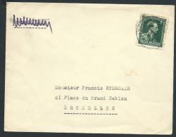 BELGIQUE - Enveloppe Pour Bruxelles En 1946 -  A Voir - Lot P13920 - Belgium